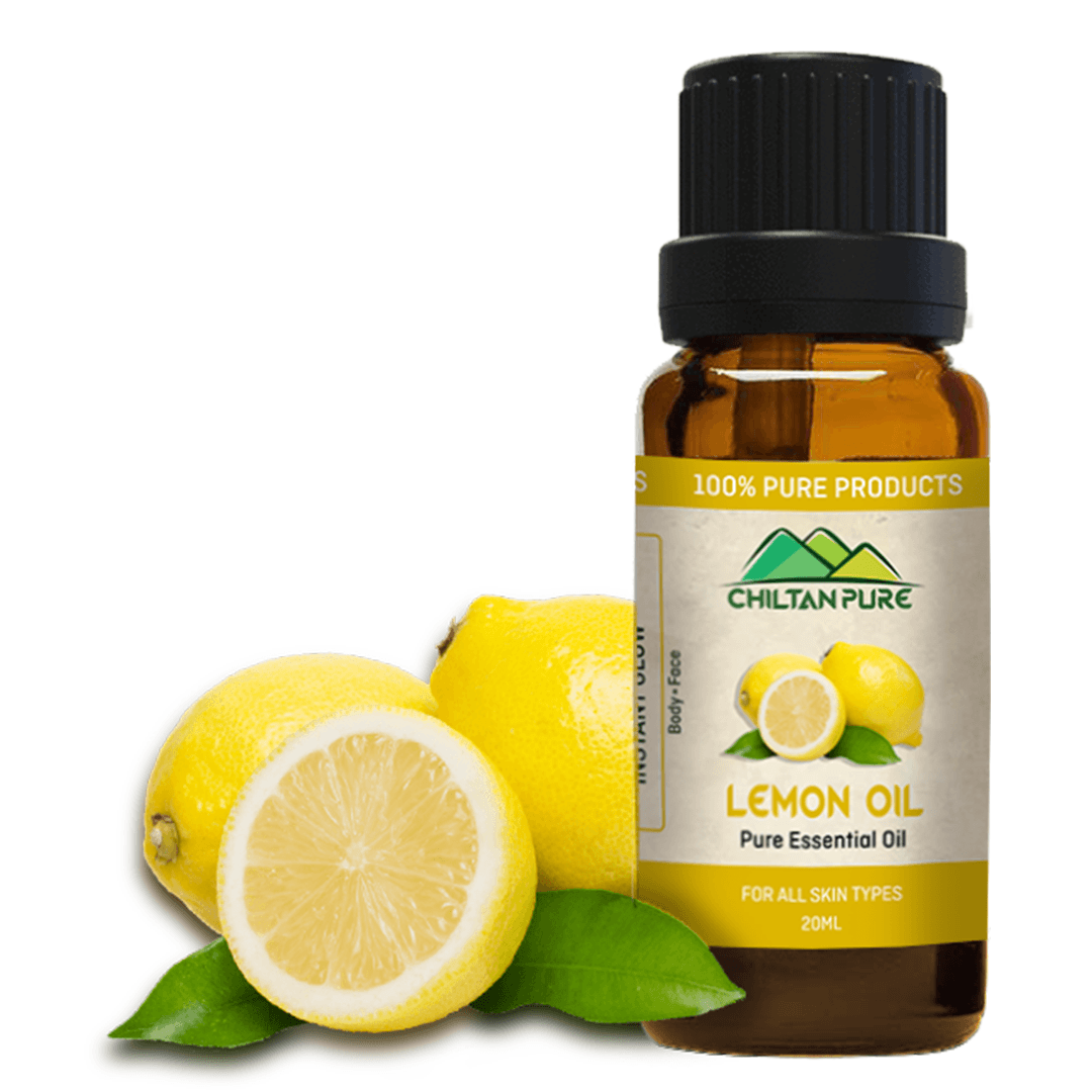 Lemon Essential Oil [لیموں]