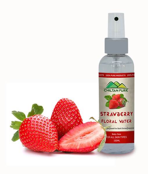 strawberry-floral-water
