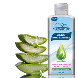 Aloe Hand Sanitizer