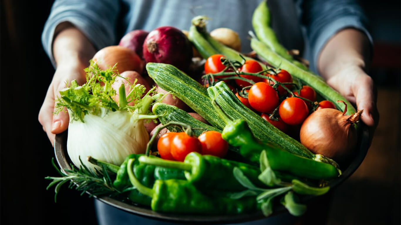 General Tips to Protect himself from Coronavirus by Eat Organic Food