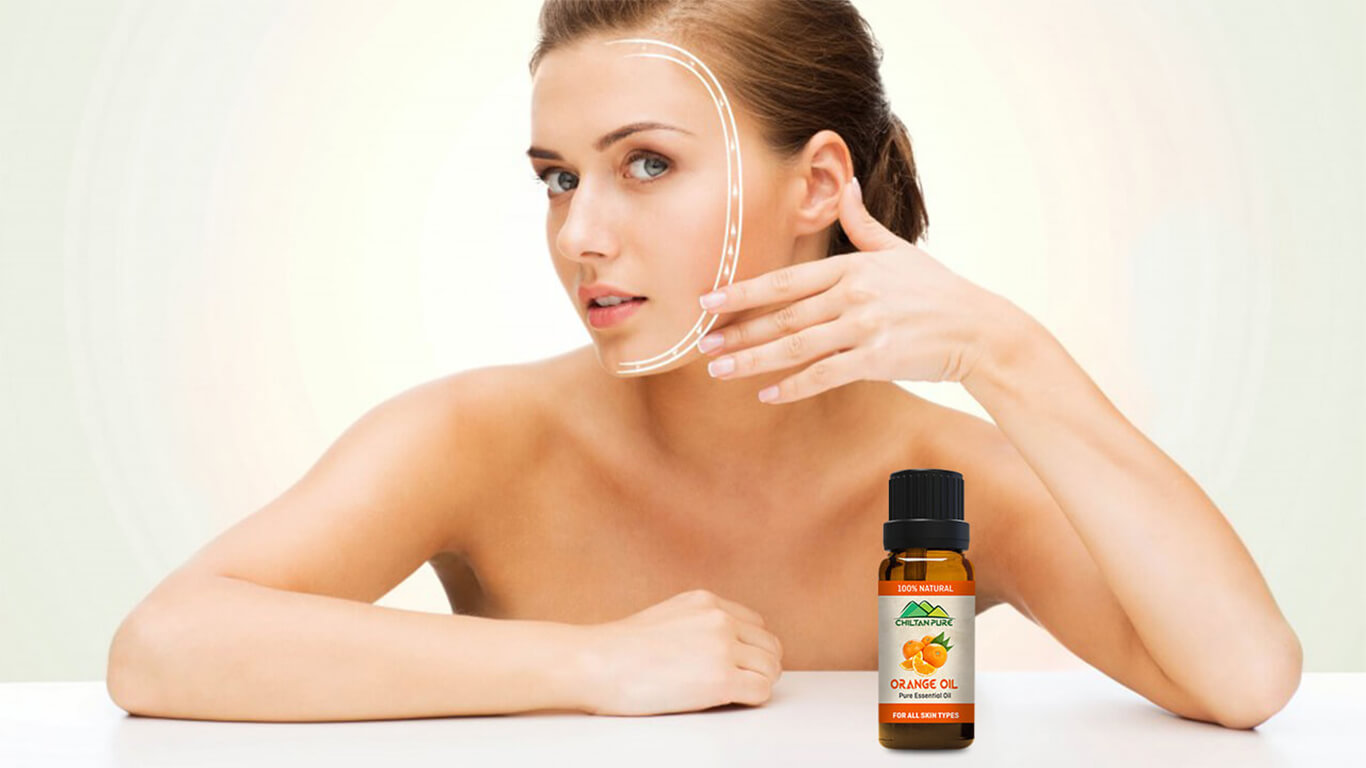 8 Orange Oil Benefits for Skin & Face, Uses & Side Effects