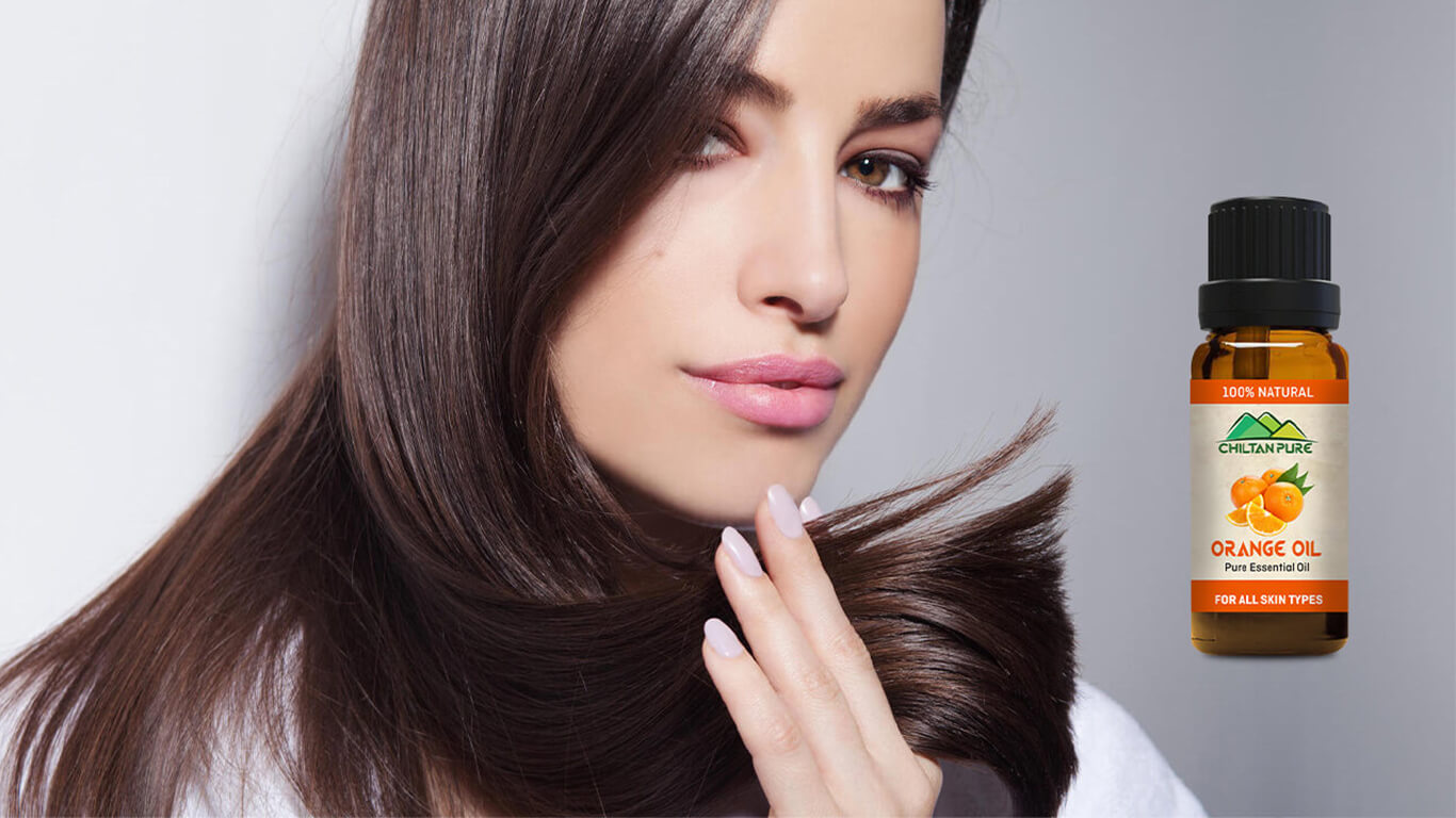 10 Orange Oil Benefits for Hair, Uses, Side Effects