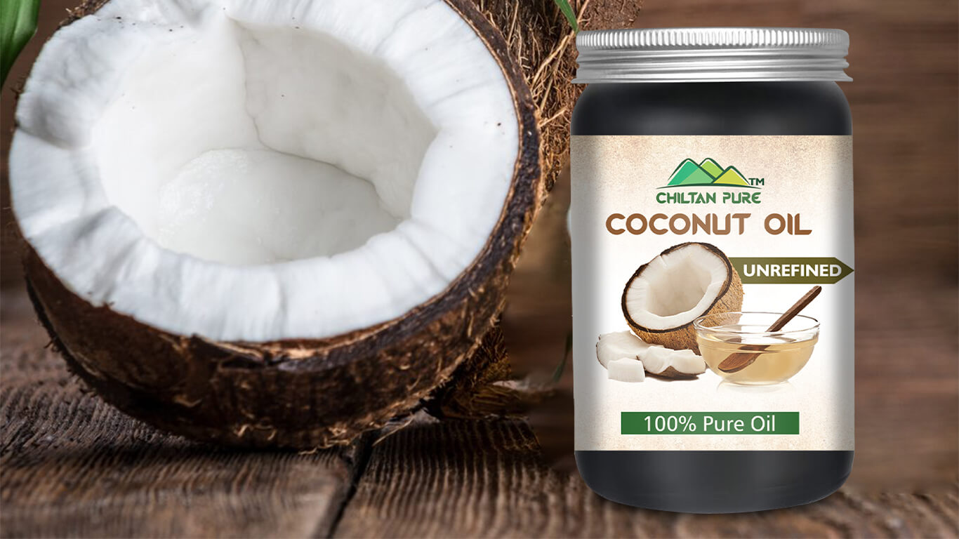 One of the Best Healthy Oil for Cooking is Coconut Oil