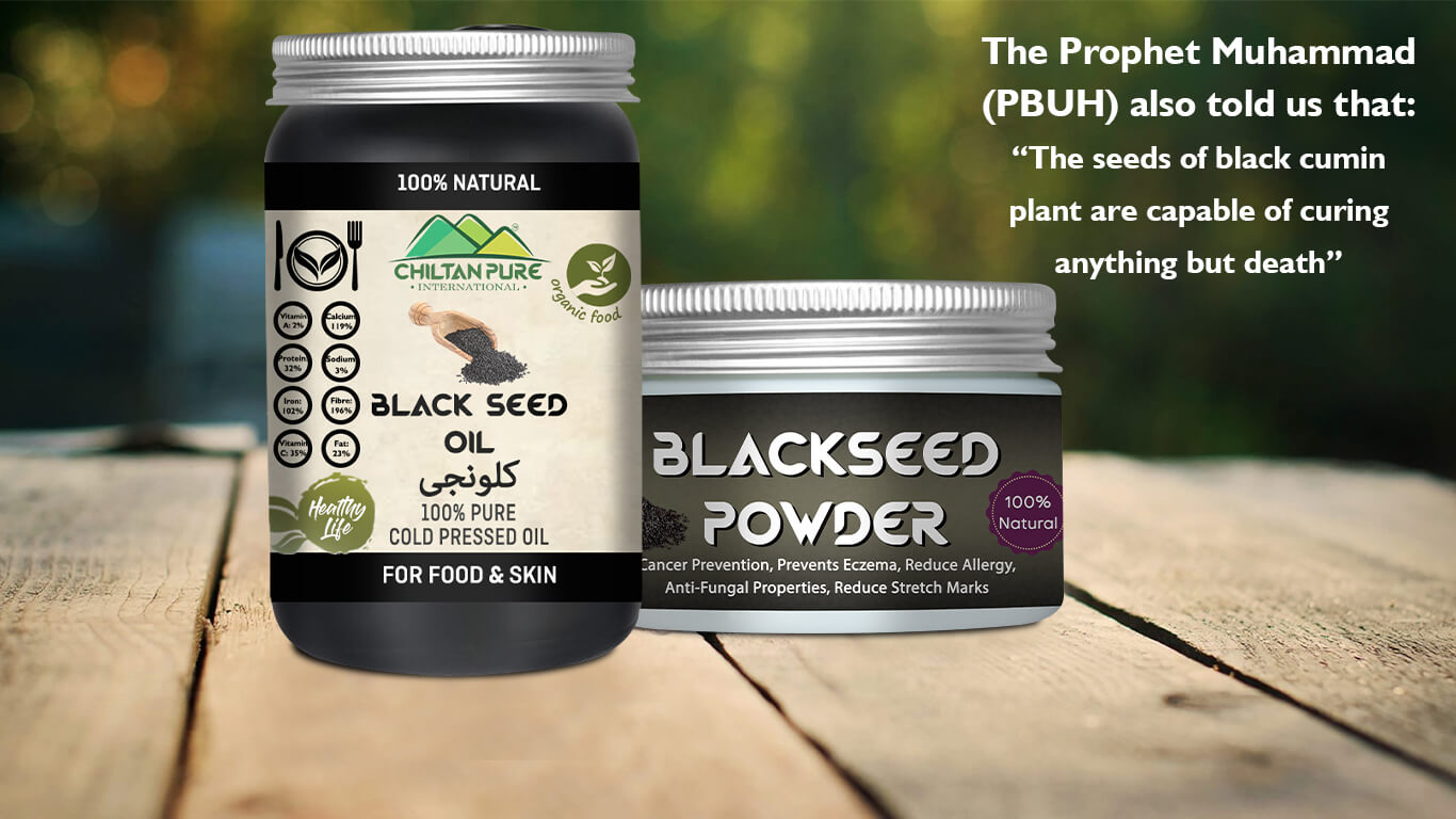The Health Benefits of Blackseed to protect from Coronavirus