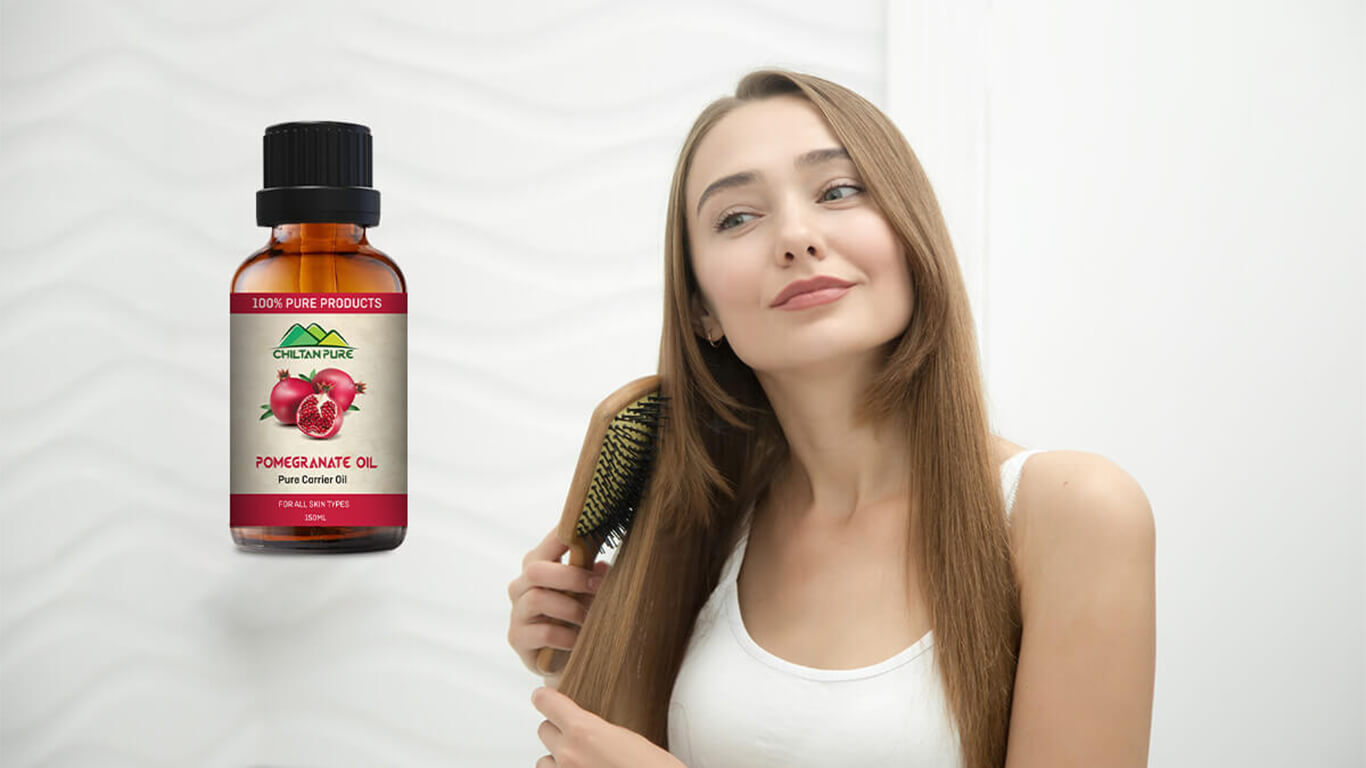 12 Stuning Pomegranate Oil Benefits for Hair & Health