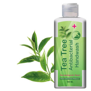 Tea Tree Antibacterial Handwash