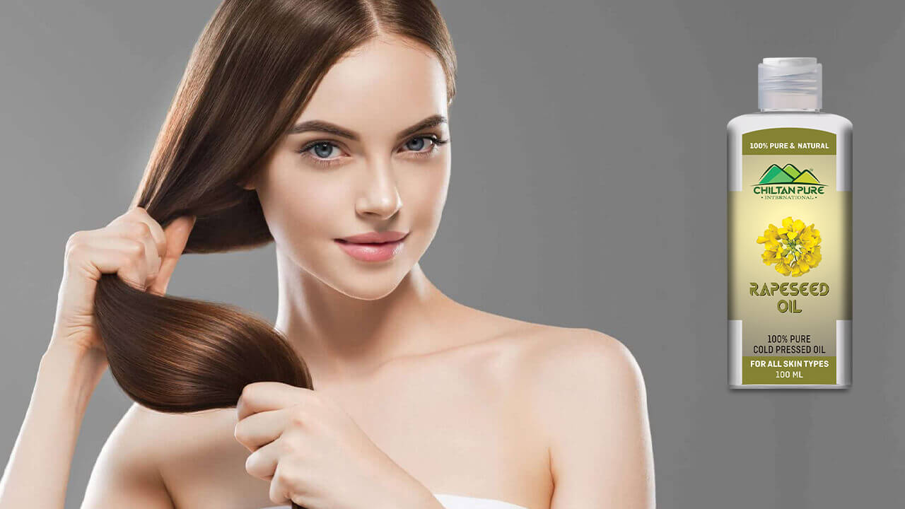 10 Healthiest Benefits of Canola Oil for Hair & Cooking