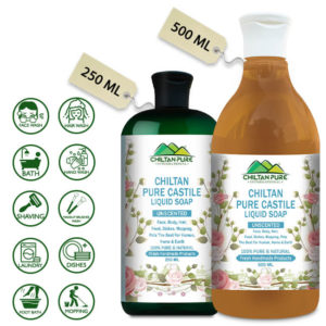 Castile Soap Unscented