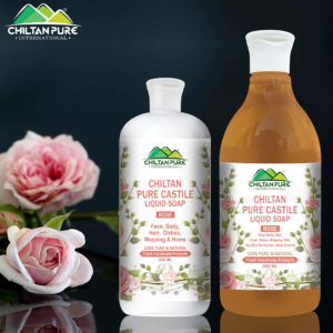 Castle Soap Rose