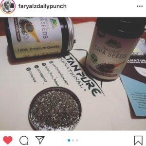 Chia seeds review
