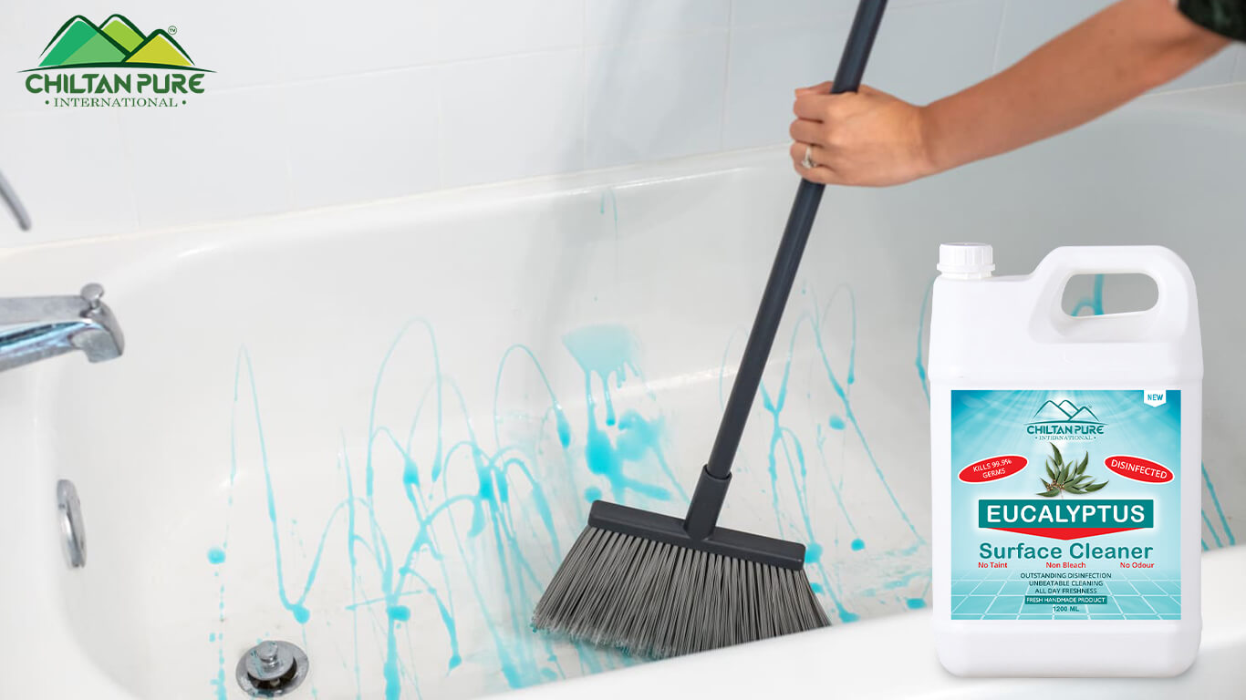 Eucalyptus Antibacterial Surface Cleaning