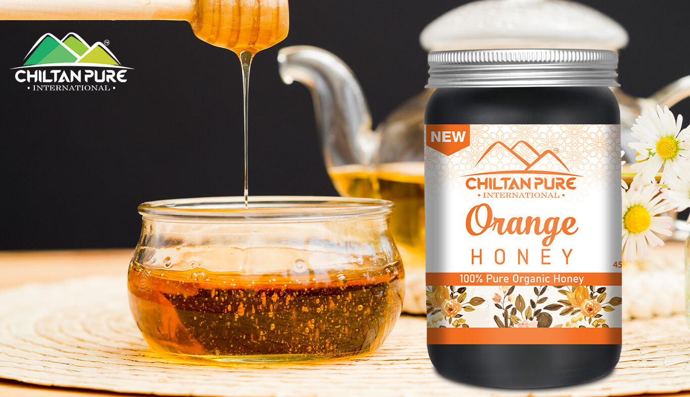 What are some Orange Honey Benefits?