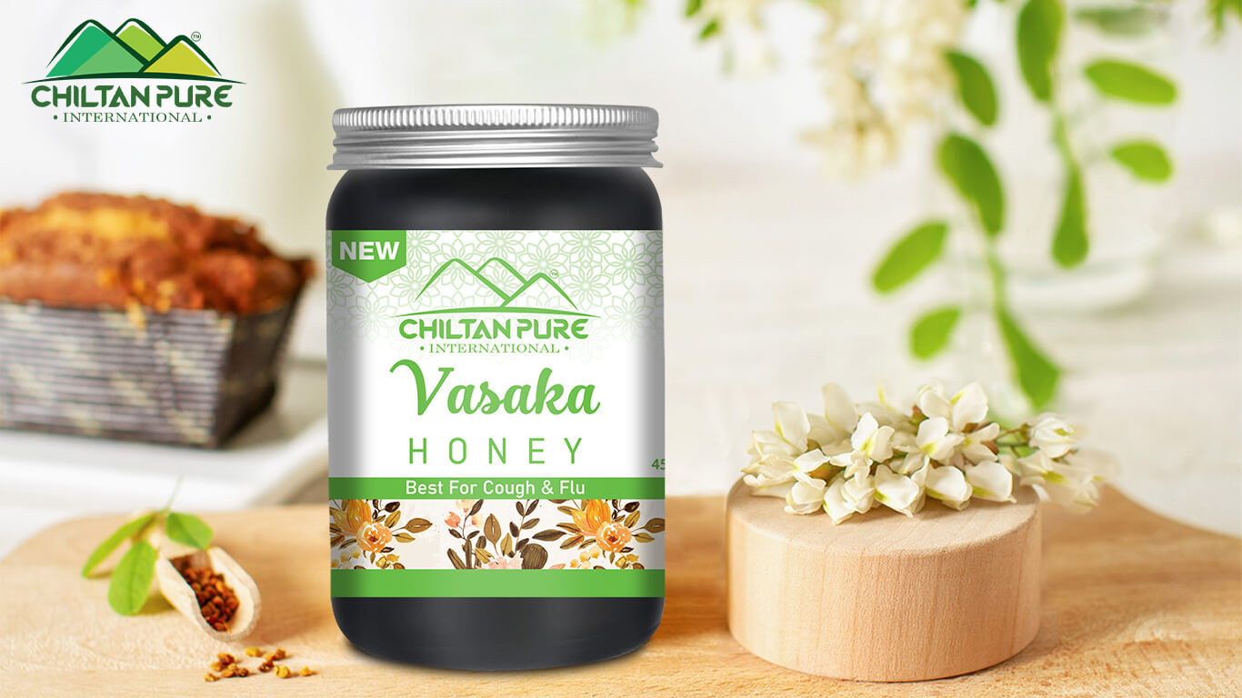 Health Benefits of Vasaka Honey