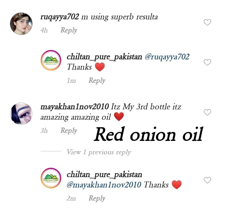 Red onion review