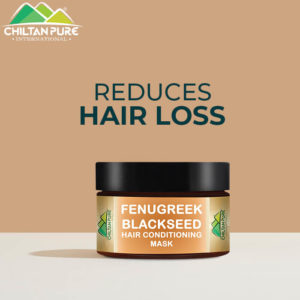 Fenugreek Blackseed Hair Conditioning Mask