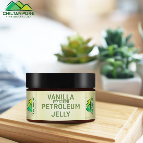 Vanilla Scented Petroleum Jelly