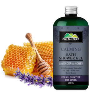 Lavender Honey Bath & Shower Gel