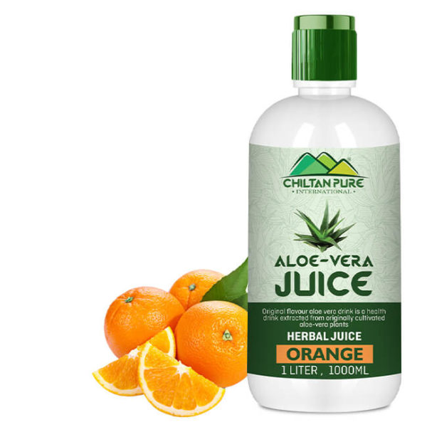 Aloe Vera Juice Orange flavour