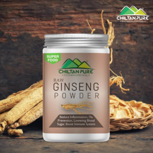 Gingseng powder