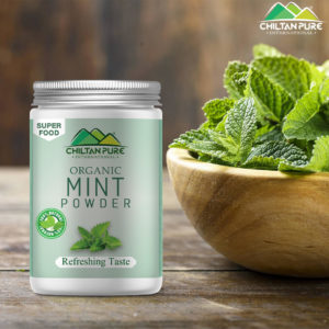 Mint Powder