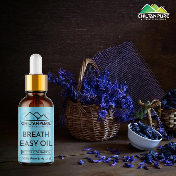 Breath Easy Oil