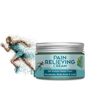 Pain Relieving Cream