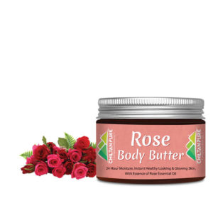 Rose Body Butter