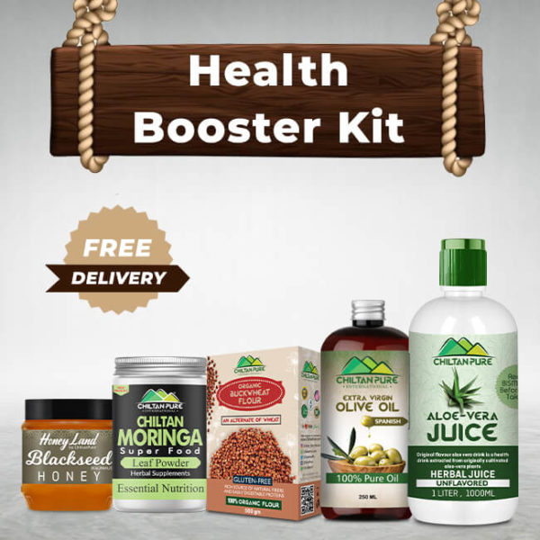 Daily Health Booster Pack