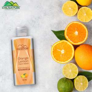 Orange Lemon Face Wash