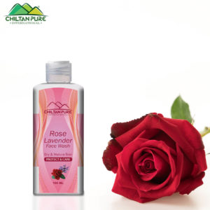 Rose Lavender Face Wash