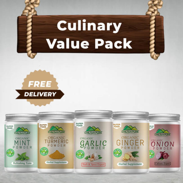 Culinary Value Pack
