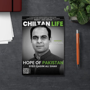 Chiltan Life Magazine March 2021(Hard Copy)