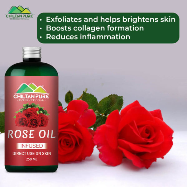 Rose Infused Oil