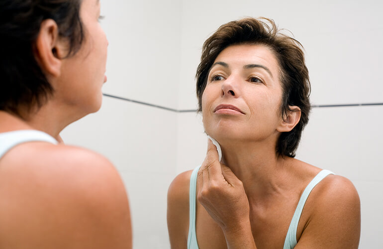 priortizing your face