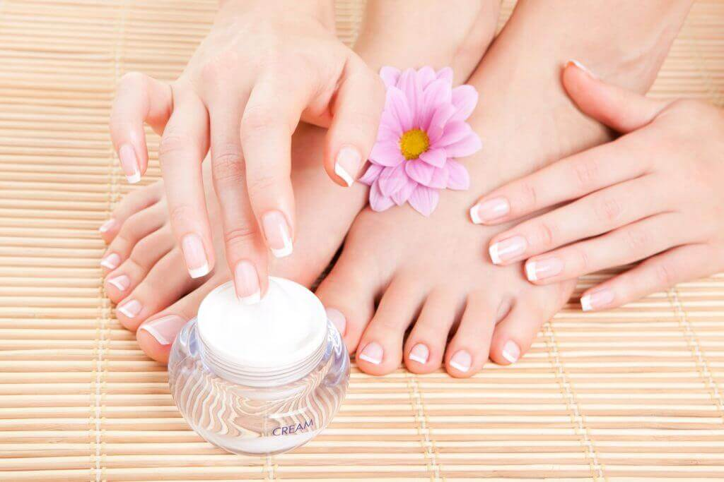 hand and feet treatment