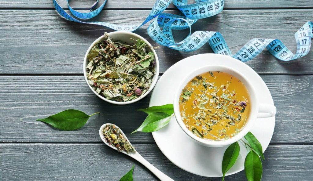 Tips to lose weight with natural herbs